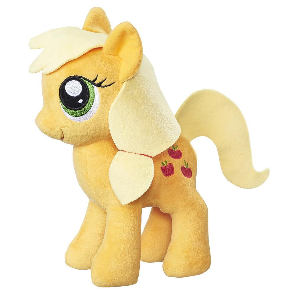 Ponei pluș moale 23 cm, Applejack, My Little Pony, Friendship is Magic