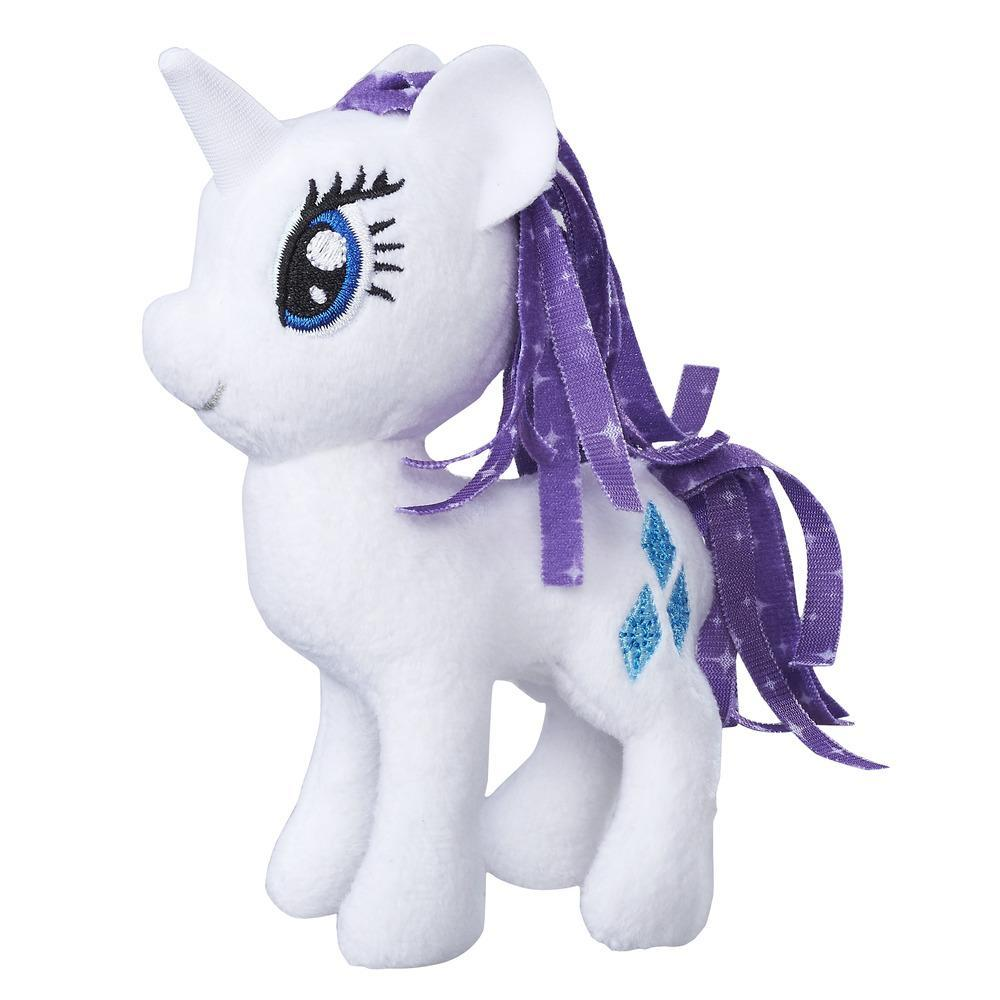 Ponei pluș 13 cm, Rarity, My Little Pony, Friendship is Magic