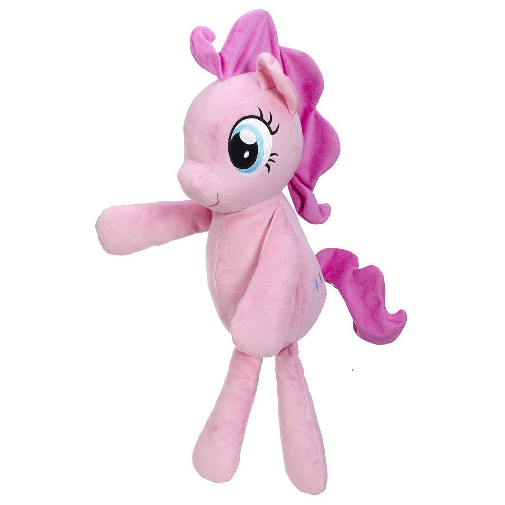 Ponei pluș de îmbrățișat 54 cm, Pinkie Pie, My Little Pony, Friendship is Magic