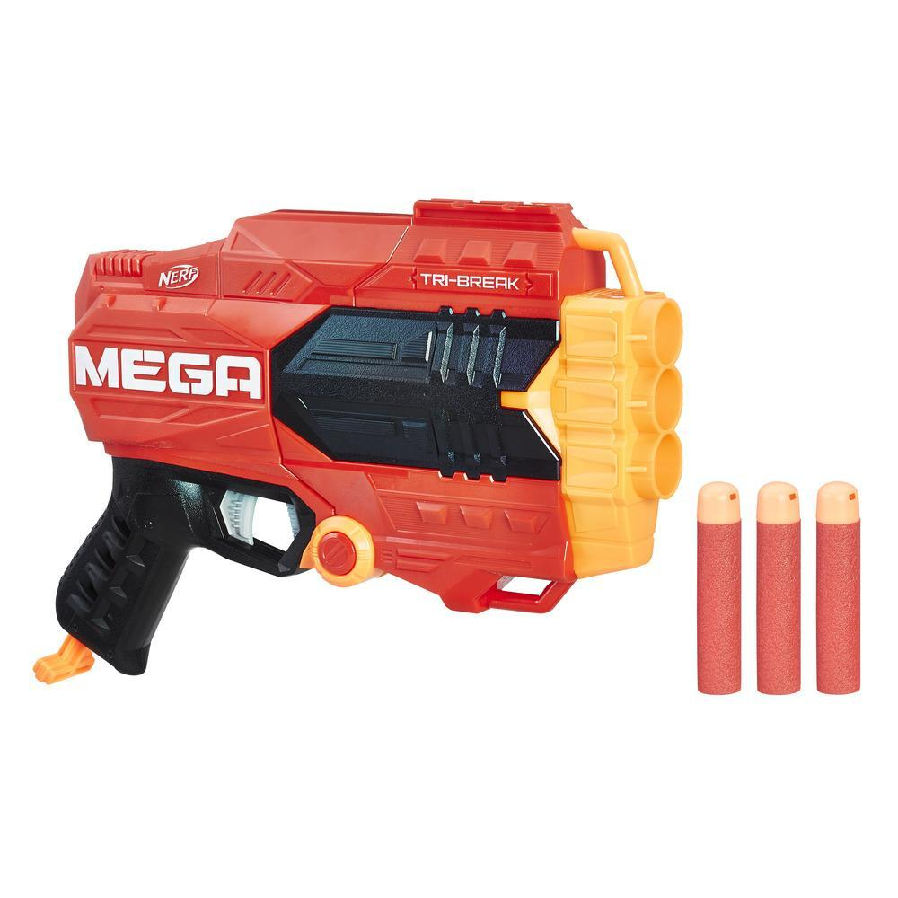 Blaster NERF Mega Tri-Break