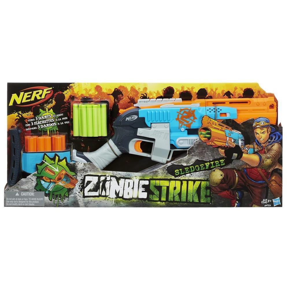 Blaster Sledgefire Zombie
