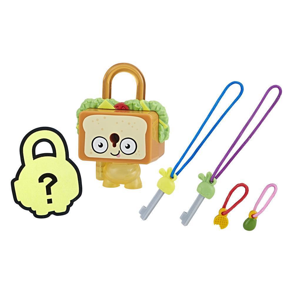 Personaj Lock Stars Sandwich - Seria 2 (Gama de produse poate varia)