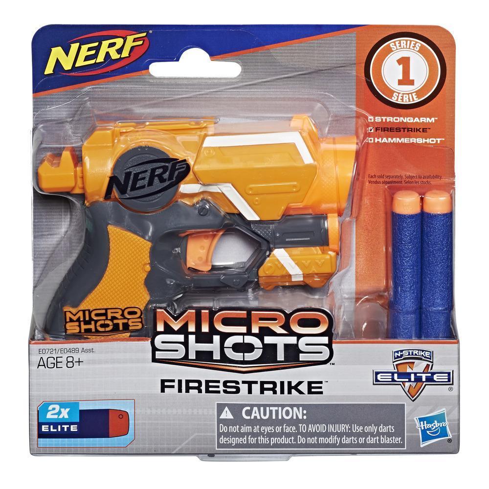 Blaster NERF Microshots Firestrike