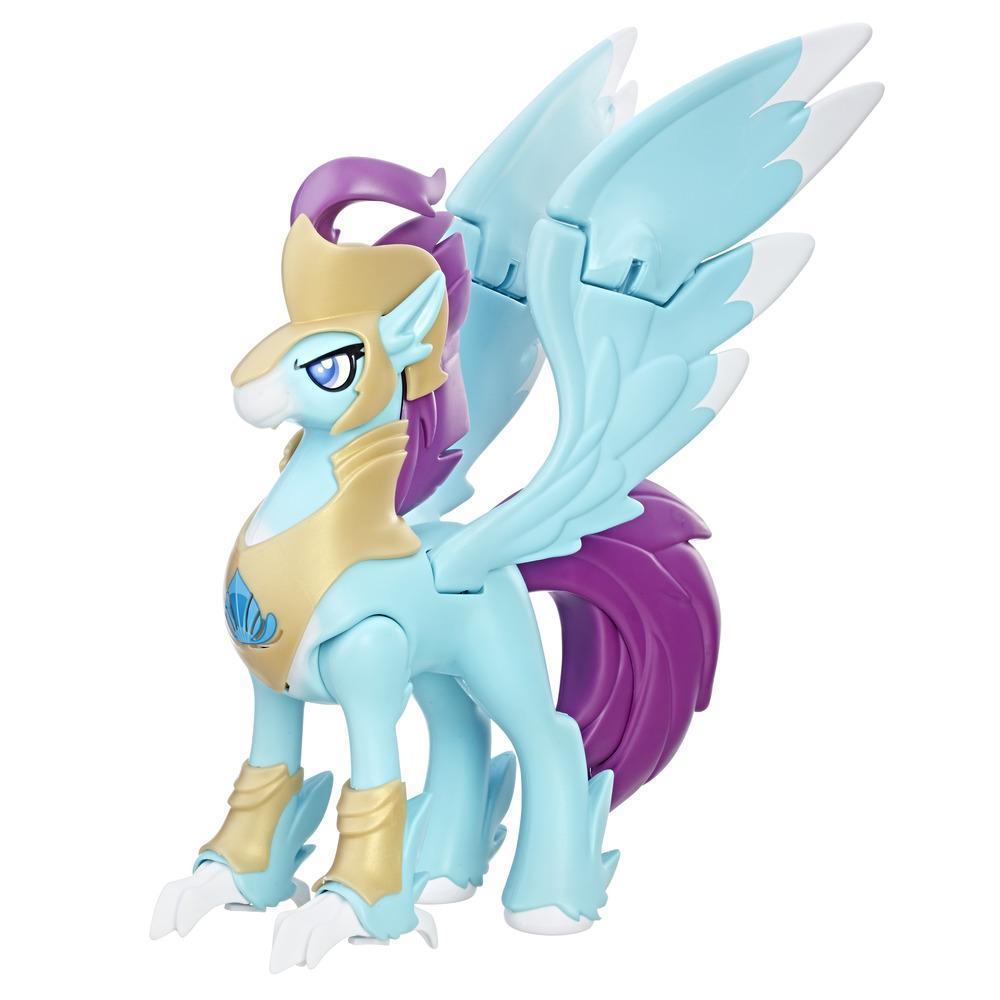Figurină Stratus Skyranger Hippogriff Guard din filmul My Little Pony