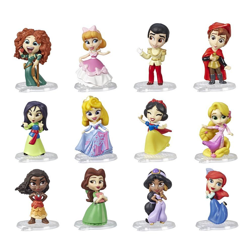 Mini Figurina Disney Princess Comics