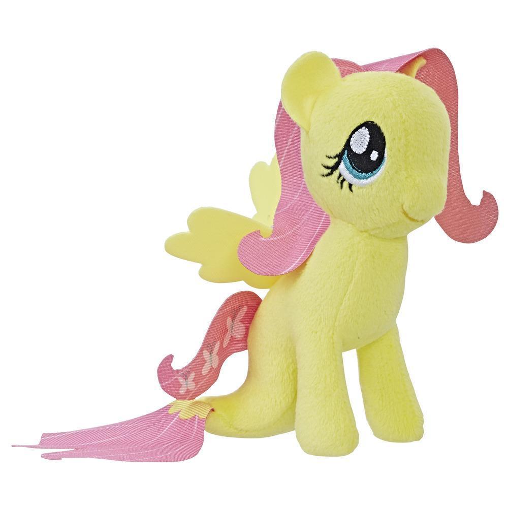 Pluș mic Fluttershy ponei de mare din filmul My Little Pony