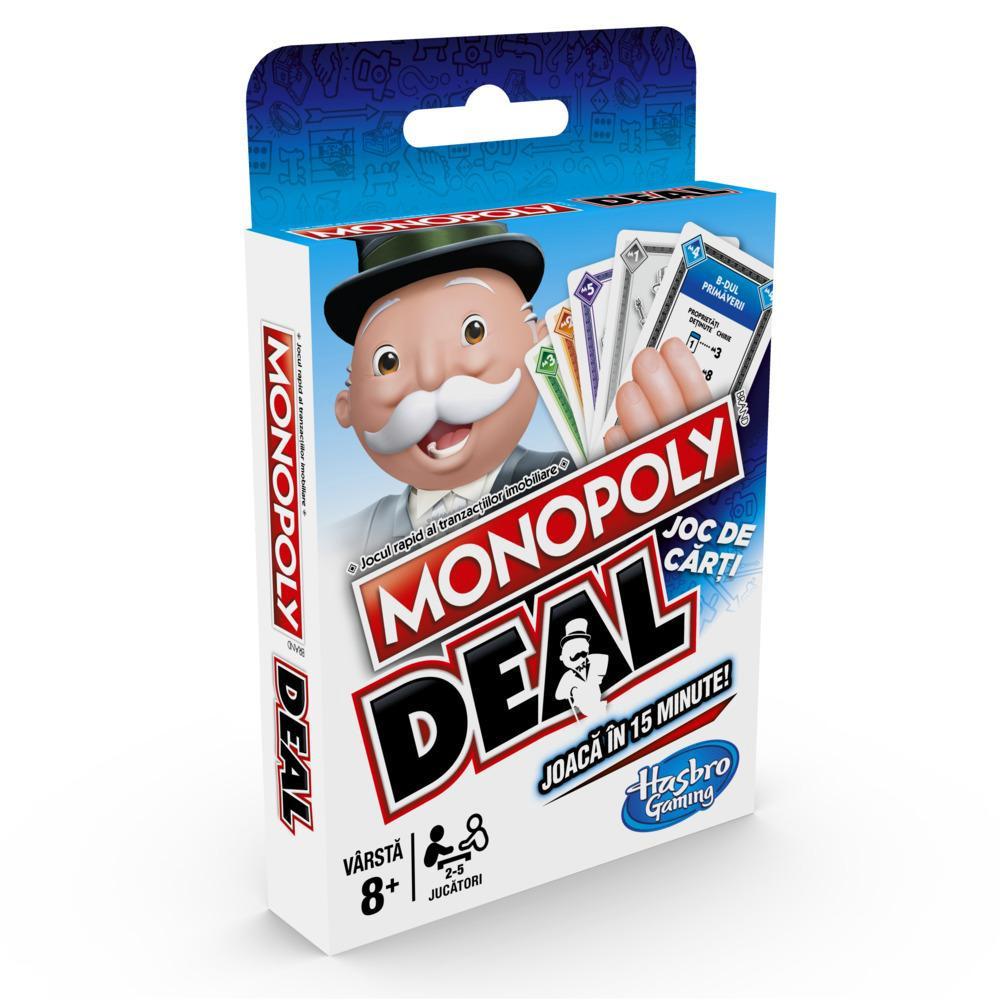 Joc Monopoly Deal