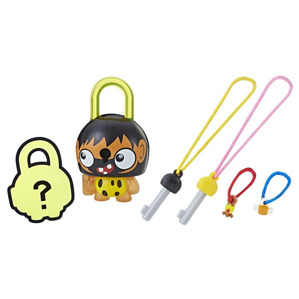 Personaj Lock Stars Omul Preistoric - Seria 1 (Gama de produse poate varia)