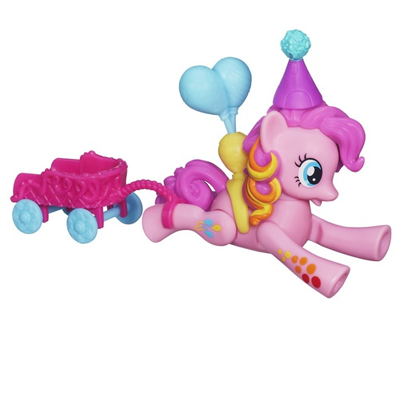 Figurina Zoom 'n Go Pinkie Pie My Little Pony