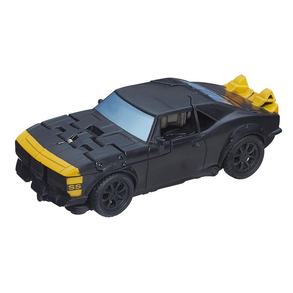 "Figurina Bumblebee High Octane Transformers Age of Extinction ""One-Step Changer"