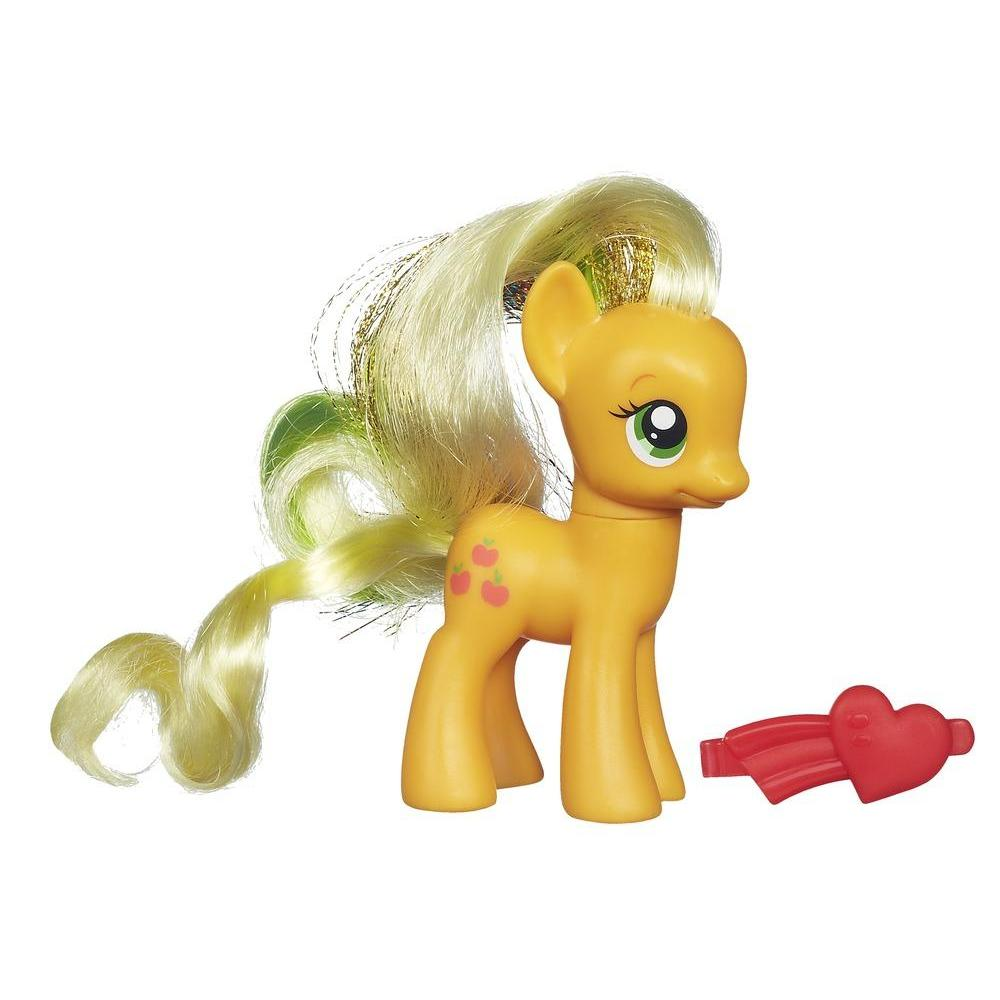 Figurina Applejack My Little Pony Rainbow Power