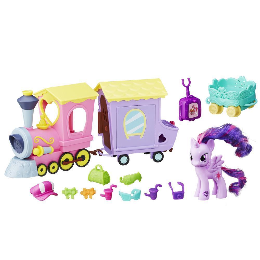 Trenuletul prieteniei al lui Twilight Sparkle, My Little Pony, Explore Equestria