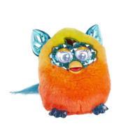 Furby Boom editia Cristal (Galben-portocaliu)