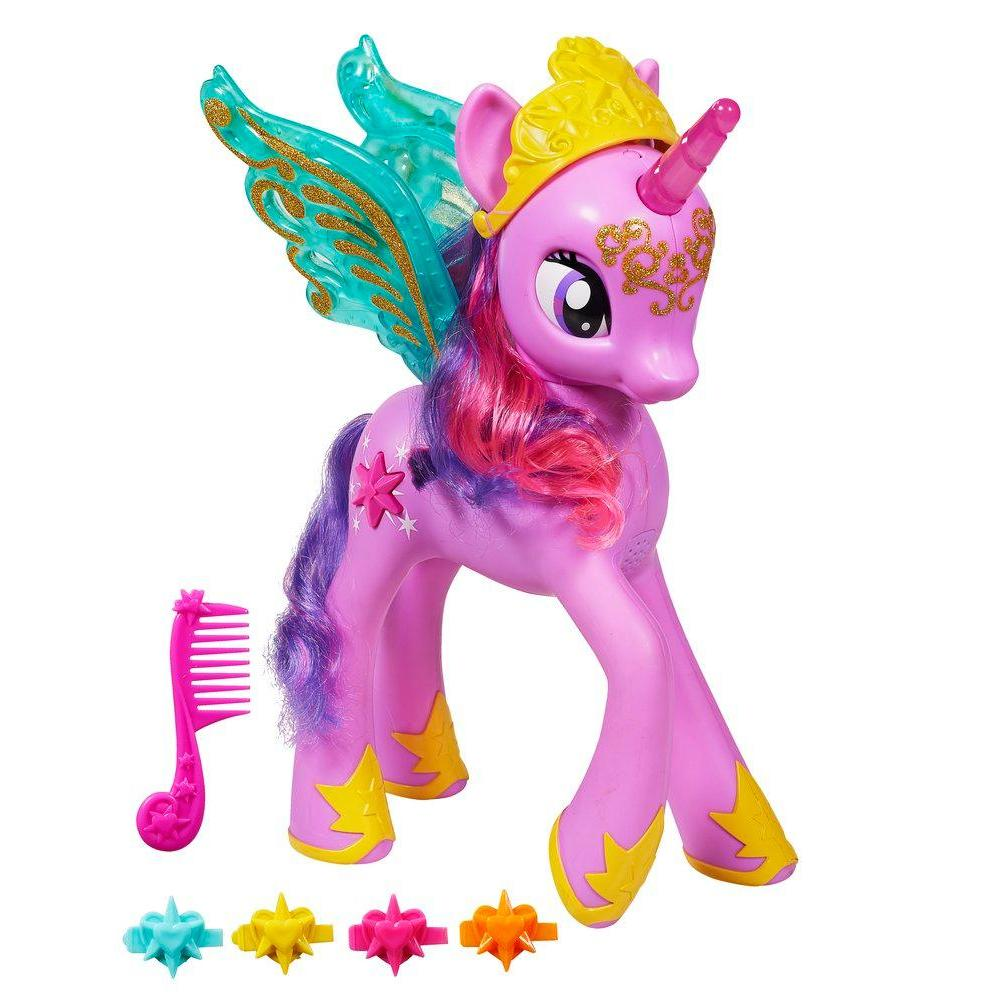 Printesa Twilight Sparkle My Little Pony - vorbeste in limba romana