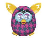 Furby Boom (Imprimeu houndstooth violet)