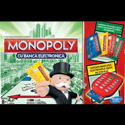 Banca Electronica Monopoly