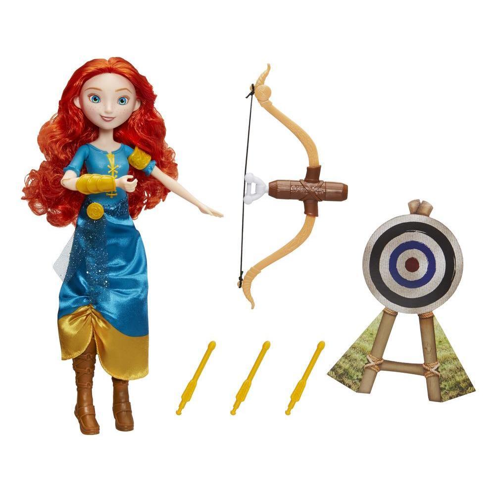 Merida și Arcul de Aventuri, Disney Princess