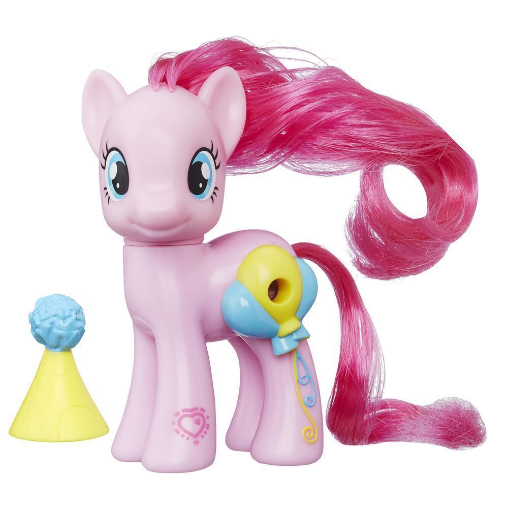 Пони Пинки Пай из серии «Мой маленький пони Каникулы в Эквестрии Волшебные пейзажи»
