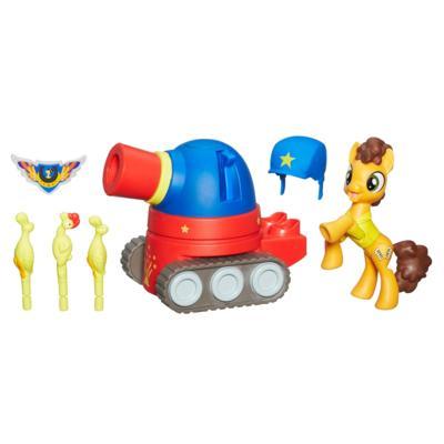 Пони Чиз Сендвич с танком для вечеринки из серии «Мой маленький пони/Хранители гармонии»