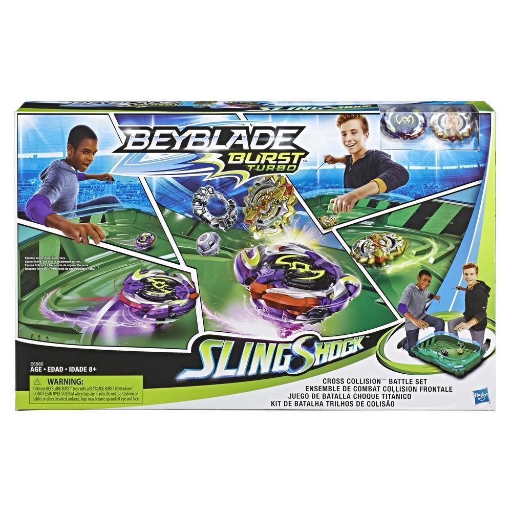 Игровой набор Арена БейБлэйд Противостояние BEY BLADE E5565