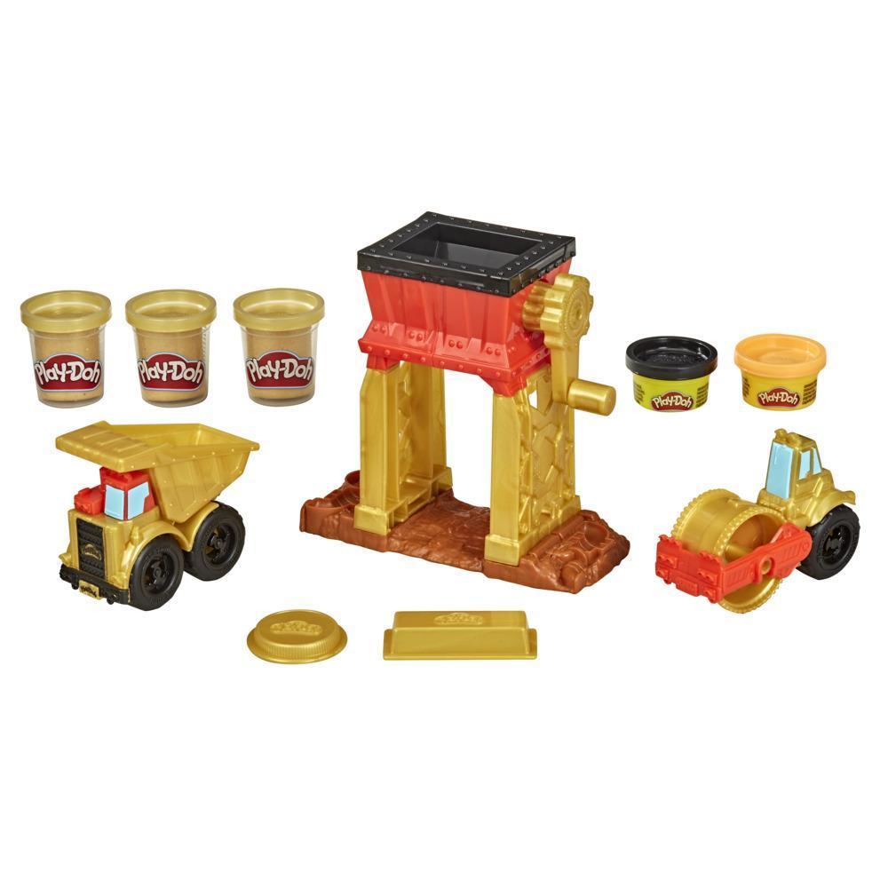 Набор игровой Плей-до Золотооискатель PLAY-DOH E9436