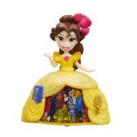 Маленькая кукла принцесса Бель в платье с волшебной юбкой