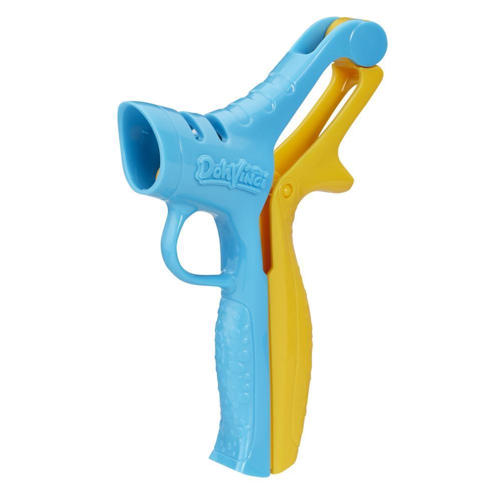 Стайлер для творчества Плей-До ДаВинчи Оранжево-голубой DOHVINCHY E2436