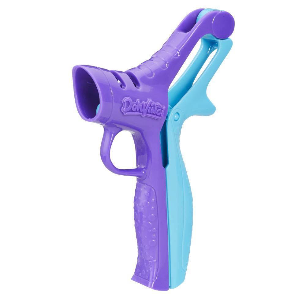 Стайлер для творчества Плей-До ДаВинчи Фиолетово-голубой DOHVINCHY E2435
