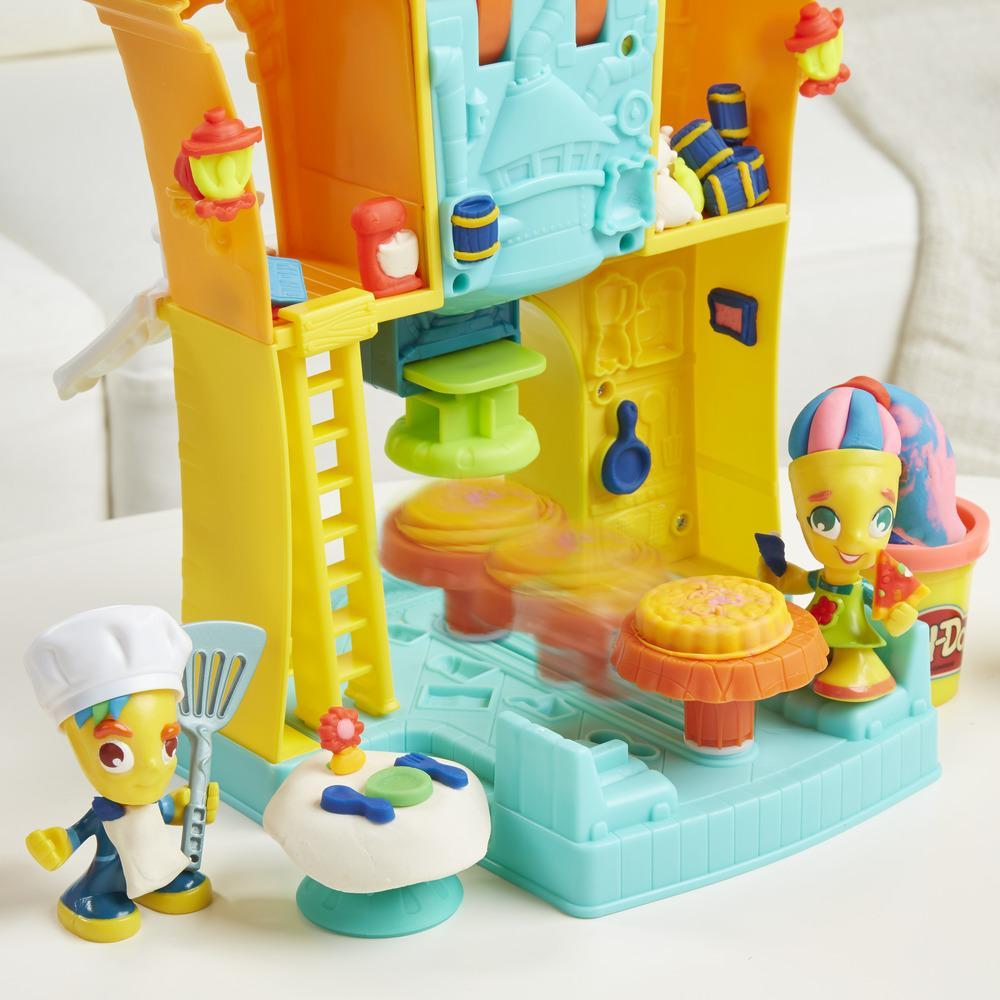 Игрушка Hasbro Play-Doh Главная улица B5868