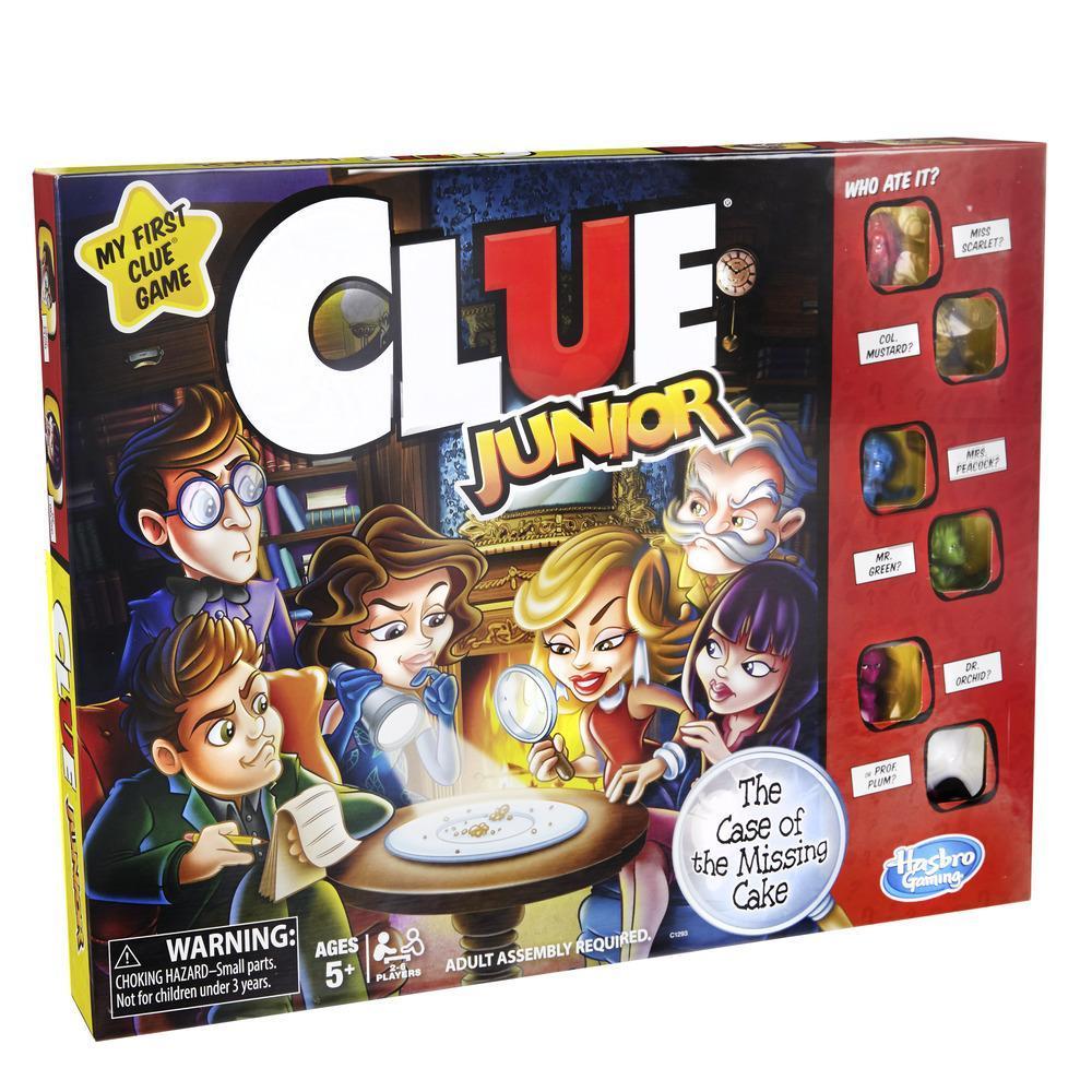 Моя первая игра -  Клуэдо