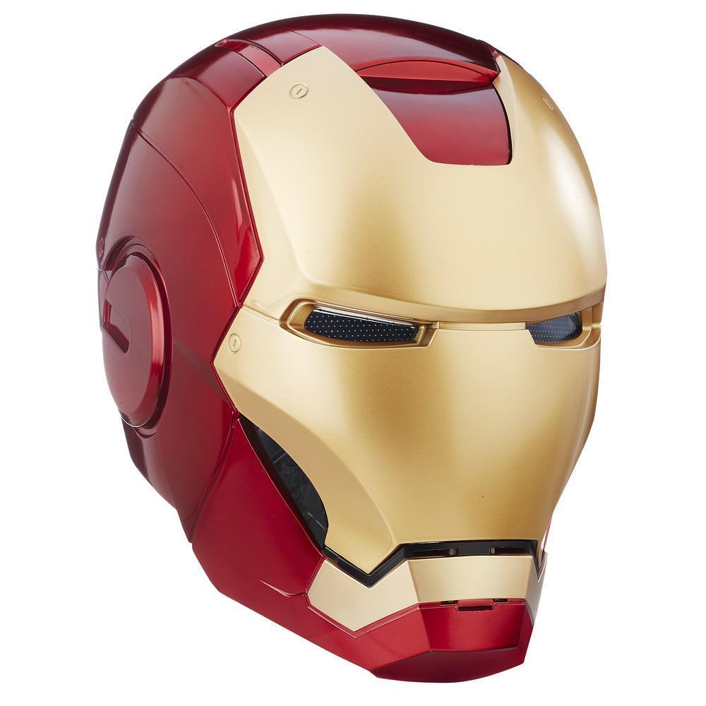 Экипировка премиальная Мстители Леджендс Шлем Железного человека AVENGERS B7435
