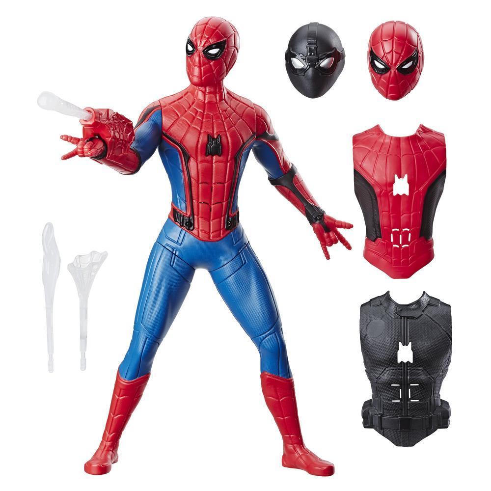 Фигурка интерактивная Человек-Паук делюкс Человек-паук SPIDER-MAN E3567