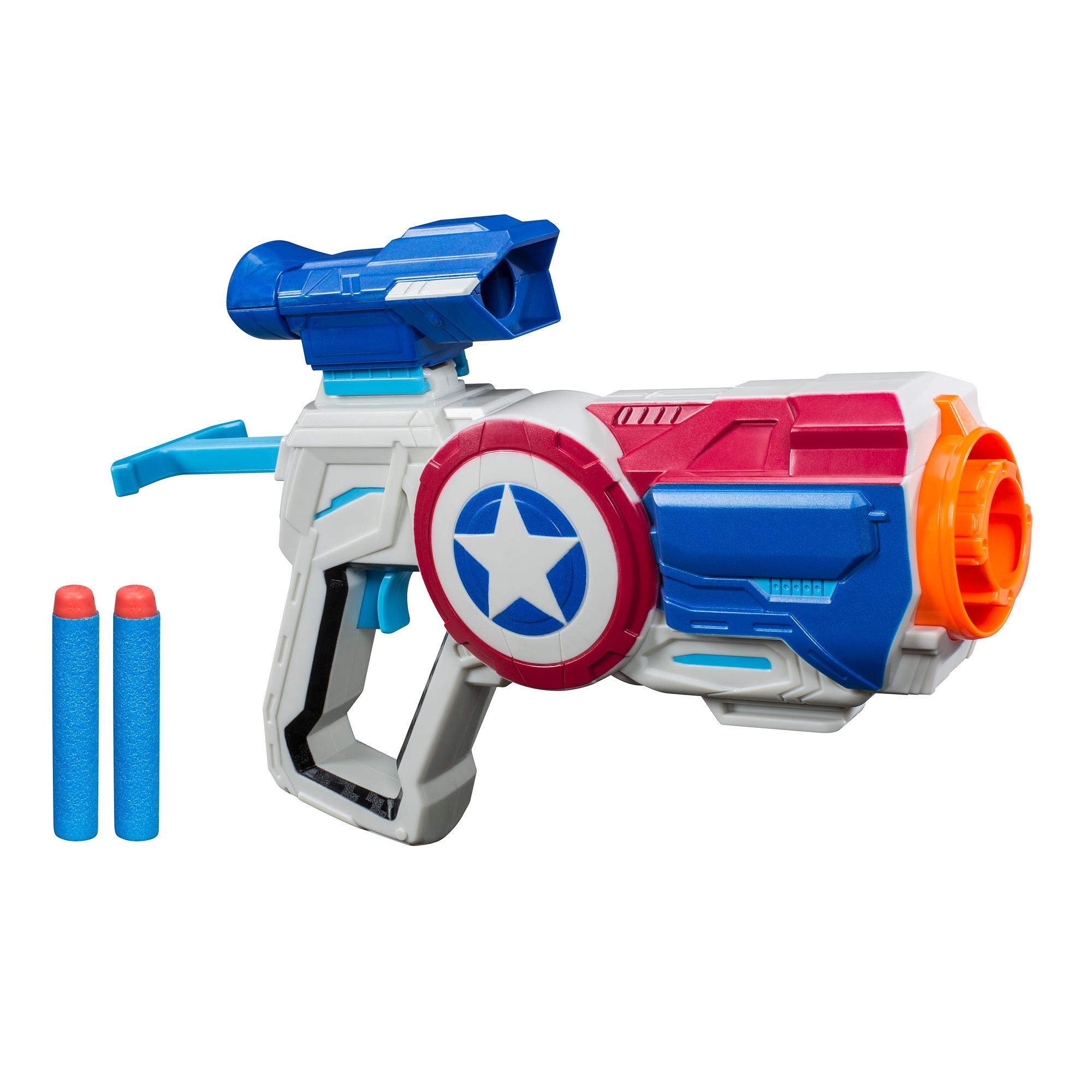 Набор игровой Мстители Экипировка сборная Капитан Америка AVENGERS E3923