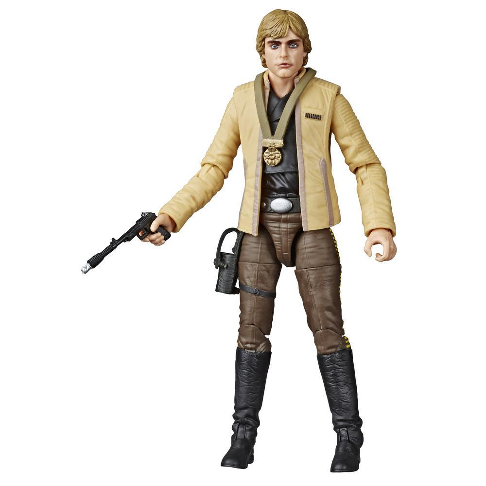 Star Wars The Black Series Luke Skywalker (Yavin Ceremony) Toy 6-inch Scale Star Wars: A New Hope Collectible Figure