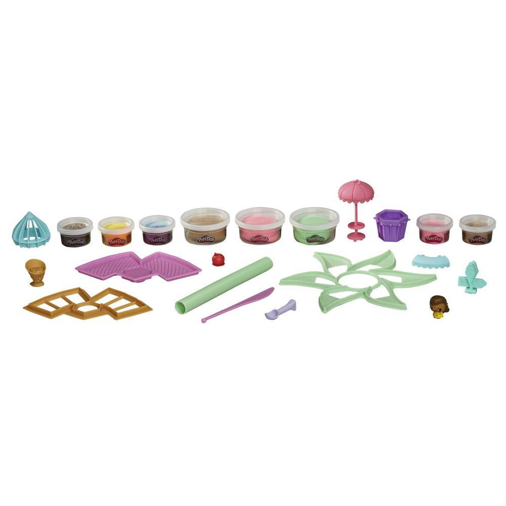 Набор игровой Плей-до Киоск мороженого PLAY-DOH E9040