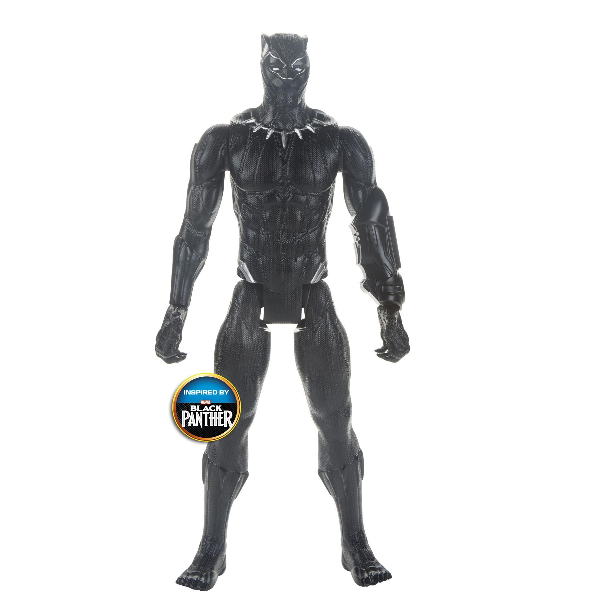 Фигурка Мстители 30 см Черная пантера AVENGERS E5875