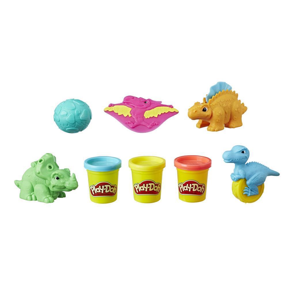 Набор игровой Плей-До Малыши-динозаврики PLAY-DOH E1953