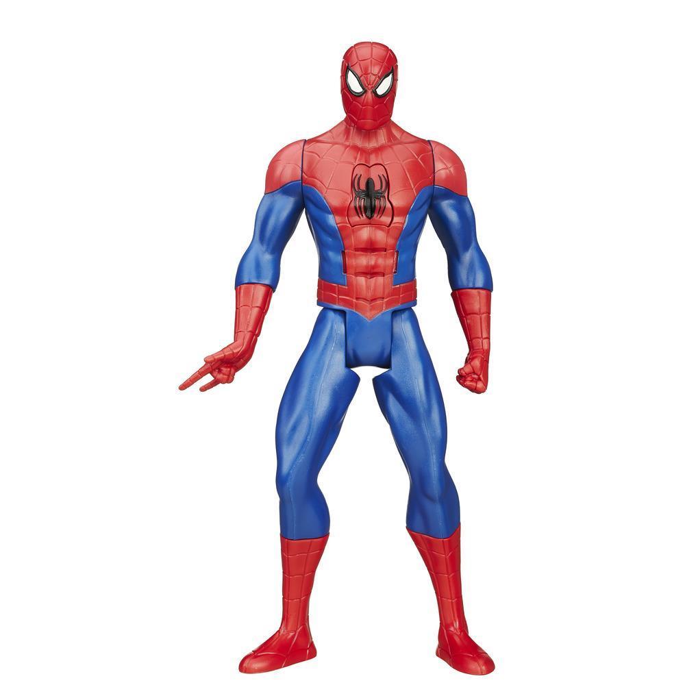 Фигурка электронная Человек-Паук Титаны Зловещая шестерка Человек-Паук SPIDER-MAN B6133