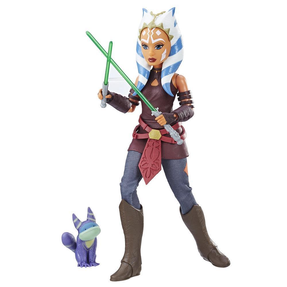 Модная кукла Disney Princess  Асхока (C3520) Hasbro
