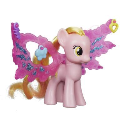 Мой маленький пони: Магия знаков отличия. Фигурка Хани Райз с крыльями и кулонами