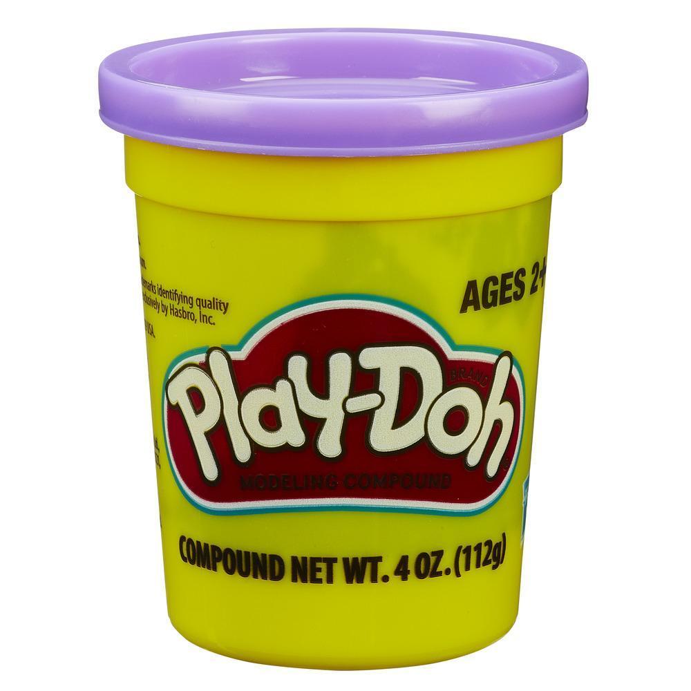 Набор Плей-До 1 банка с массой для лепки сиреневый PLAY-DOH B7561