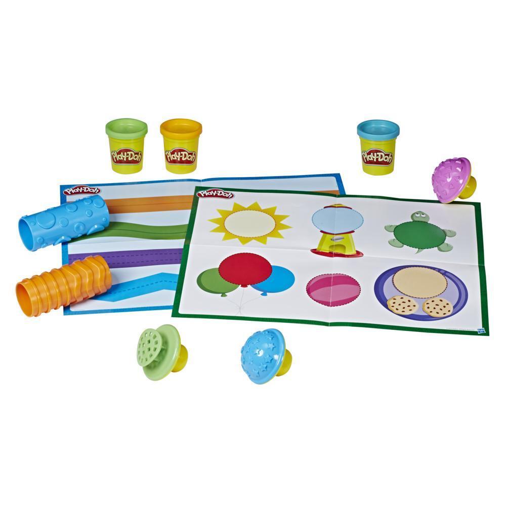 Игровой набор Плей-До Инструменты и текстуры PLAY-DOH E4916