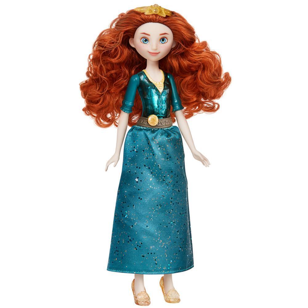 Кукла Принцессы Дисней Королевское сияние Мерида DISNEY PRINCESS F0903