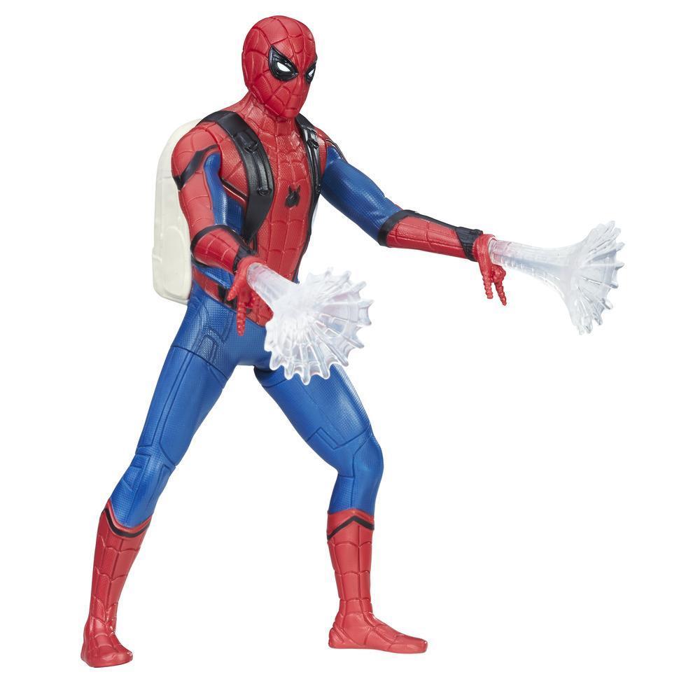 Фигурка Человека-паука Паутинный город 15 см