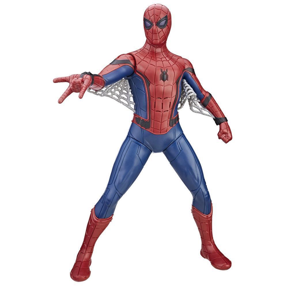 Фигурка человека-паука со световыми и звуковыми эффектами