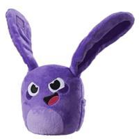 Фиолетовый  Хемка  плюшевая игрушка HANAZUKI (B8379)