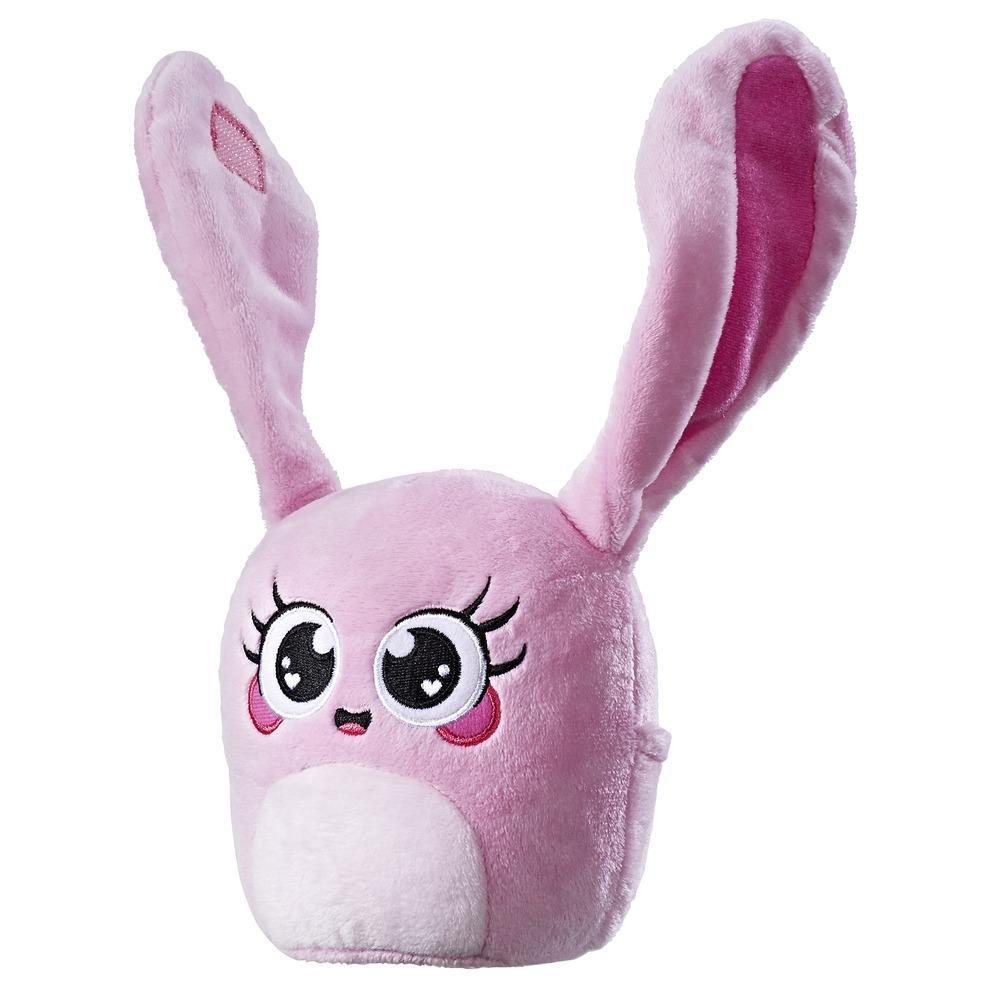 Плюшевая игрушка Хемка розовый