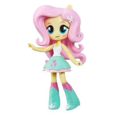 Серия Мой маленький пони: Девочки Эквестрии. Миниатюрные куклы. Кукла Флаттершай