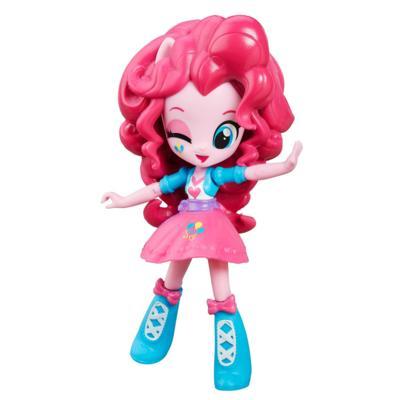 Серия Мой маленький пони: Девочки Эквестрии. Миниатюрные куклы. Кукла Пинки Пай