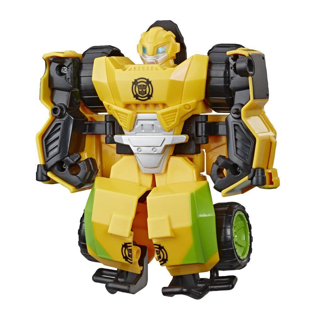 Игрушка-трансформер Трансформеры Академия ботов-спасателей Бамблби-скалолаз TRANSFORMERS E5691